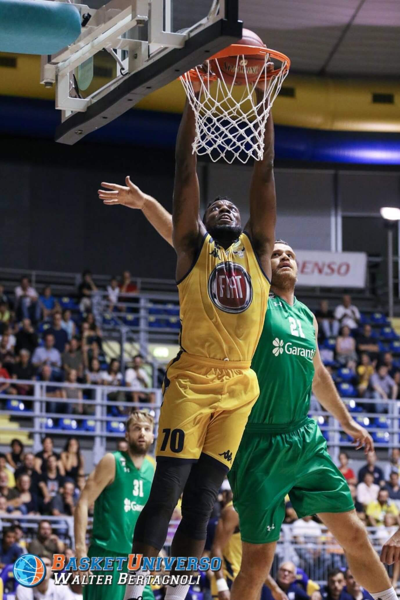 Cedrick-Bowen-9 Cedrick Bowen agreed to terms with BC Siauliai