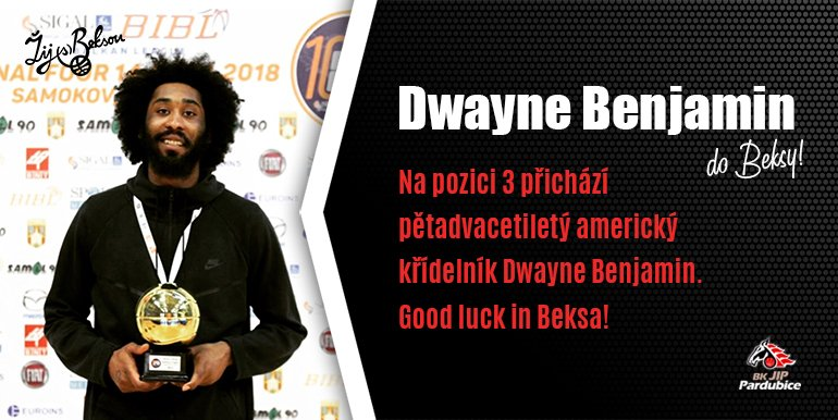 Dwayne-Benjamin9 News - Results from #12 - Results from #12
