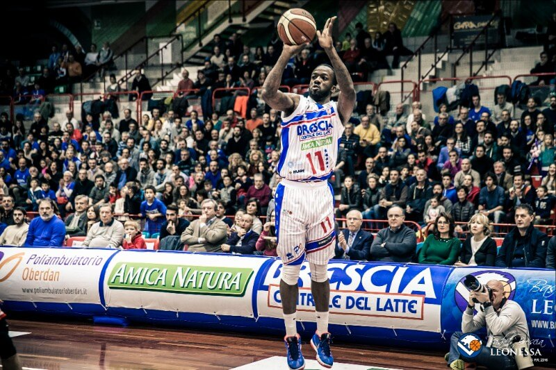 brescia-leonessa-basket1 Reginald Holmes signed in Greece